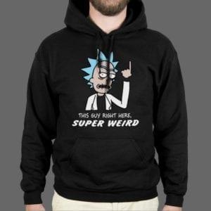 Majica ili duksa Rick & Morty 1