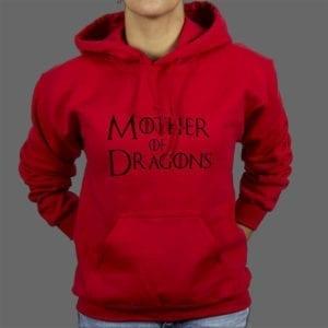Majica ili duksa Mother of dragons 2