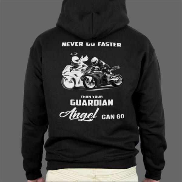 Majica ili duksa Never go faster 1