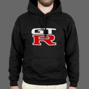 Majica ili duksa Nissan GTR logo 1