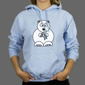 Majica ili duksa Polar bear 3
