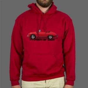 Majica ili duksa Porsche 356 3