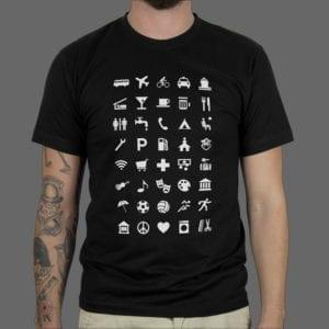 Majica ili duksa Traveler 2