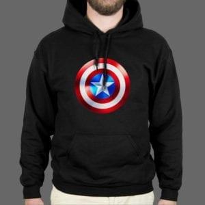 Majica ili duksa Captain America 1a