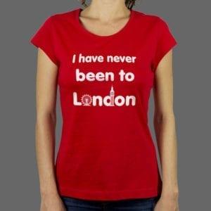 Majica ili duksa I have never 2
