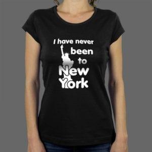 Majica ili duksa I have never 3