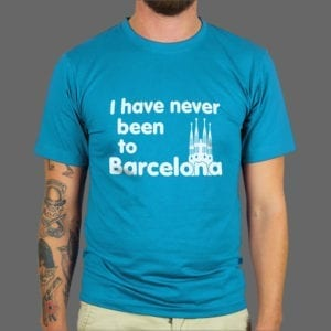 Majica ili duksa I have never 5