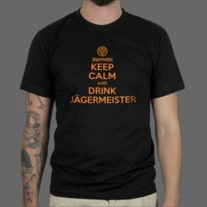 Majica Jagermeister Keep Calm 1
