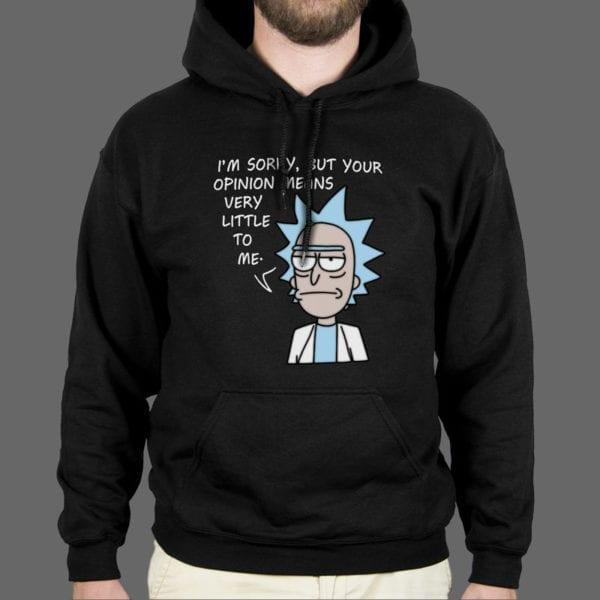 Majica ili duksa Rick & Morty 2