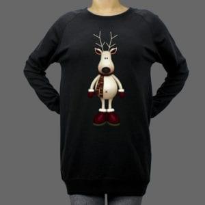 Reindeer4a, majica, majica s kapuljačom