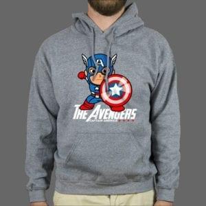 Majica ili duksa The Avengers CA 1