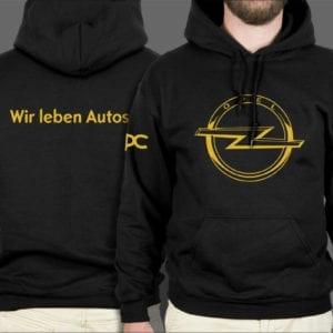 Majica ili duksa Opel 1
