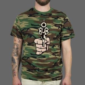 Majica Gun 1