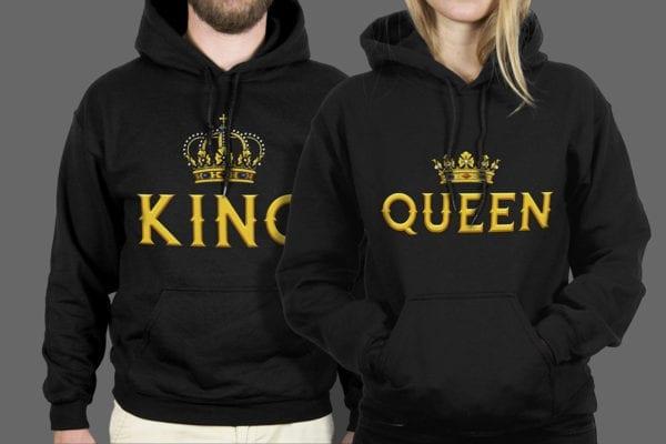 Majice ili dukse King Queen 5