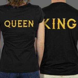 Majice ili Hoodie King Queen 6