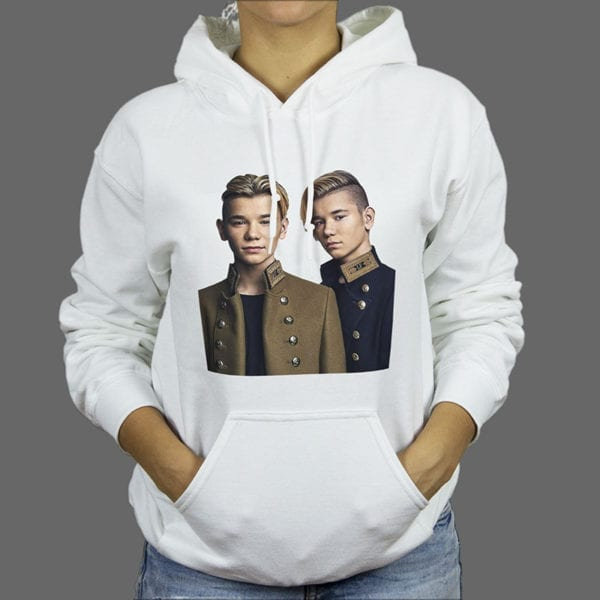 Majica ili duksa Marcus & Martinus 1