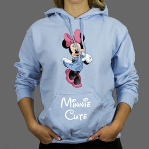 Majica ili duksa Minnie 8