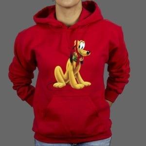 Majica ili duksa Pluto 1