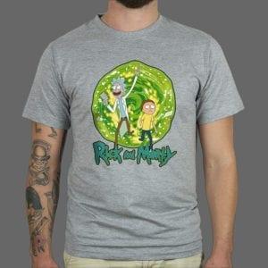 Majica ili hudica Rick & Morty 3