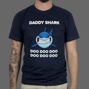 Majica Daddy Shark 1