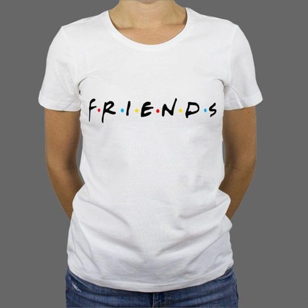 Majica ili duksa Friends logo 1