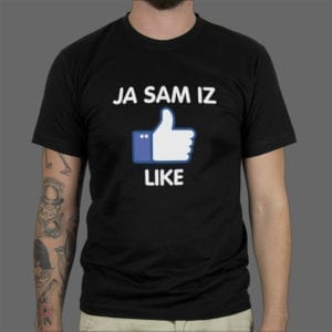 Majica ili Hoodie Iz Like 1