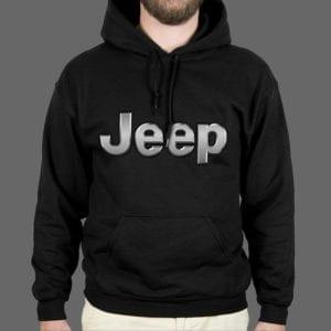 Majica ili duksa Jeep logo 1