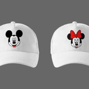 Kapa Mickey & Minnie 1