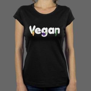 Majica ili duksa Vegan 1
