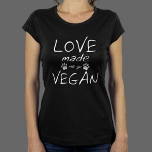 Majica ili duksa Vegan 8