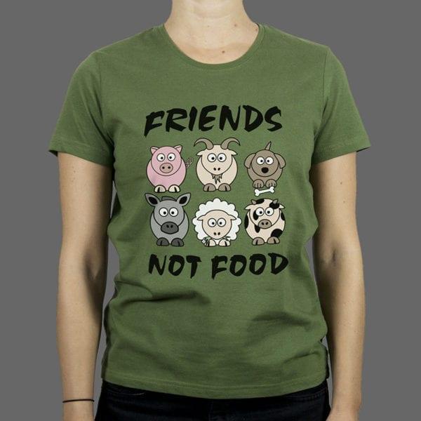 Majica ili duksa Vegan 9