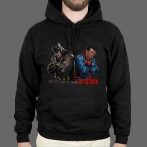 Majica ili Hoodie Bat vs Super 1