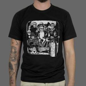 Majica ili Hoodie Grupa TNT 1