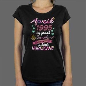 Majica Sunshine Huricane 1