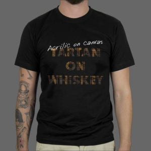 Majica ili Hoodie Tartan Acrilic 1