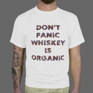 Majica ili Hoodie Tartan Don't panic 1