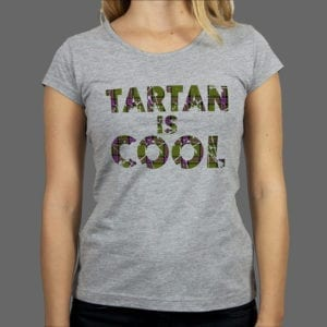 Majica ili Hoodie Tartan is Cool 1
