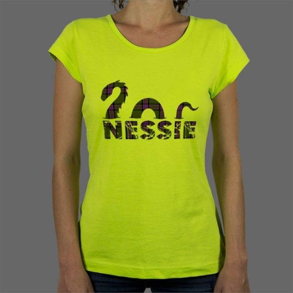 Majica ili Hoodie Tartan Nessie 1