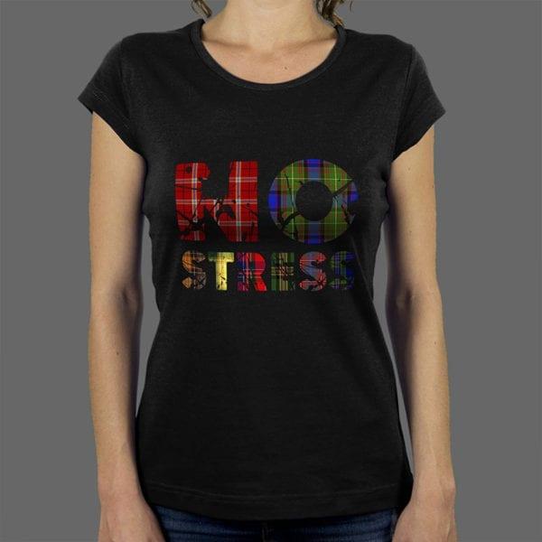 Majica ili Hoodie Tartan No Stress 1