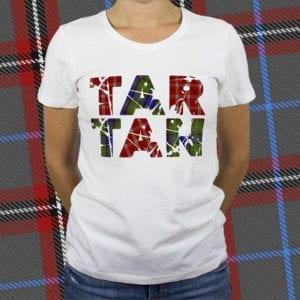 Whiskey Tartan majice