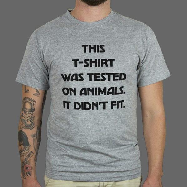 Majica ili hoodie Tested 1