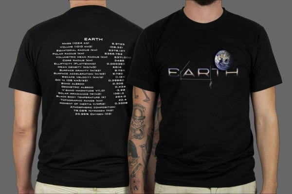 Majica ili Hoodie Real Earth 2