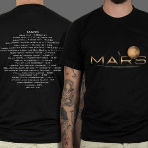 Majica ili Hoodie Real Mars 2