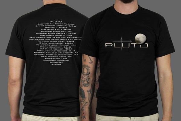 Majica ili Hoodie Real Pluto 2