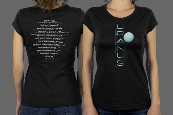 Majica ili Hoodie Real Uranus 2