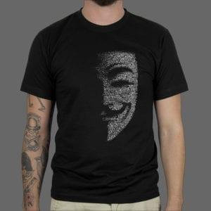 Majica ili Hoodie Anonymous 4