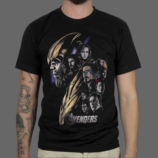 Majica ili Hoodie Avengers Endgame 1