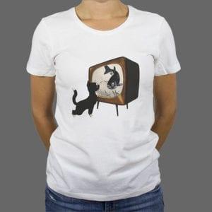 Majica ili Hoodie Cat TV