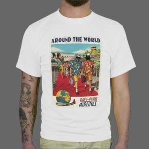 Majica ili Hoodie Daft Punk 1