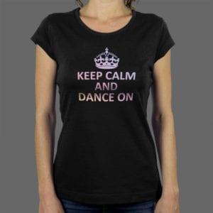 Majica ili Hoodie BTS Keep Calm